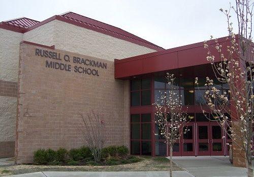Russell O. Brackman Middle School