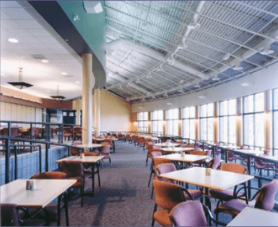 Rutgers University – Busch Dining Hall