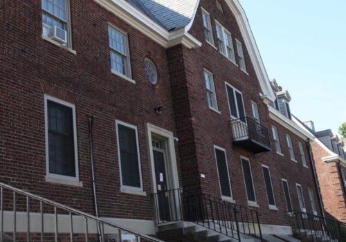 Rutgers University Jameson Hall Dormitory