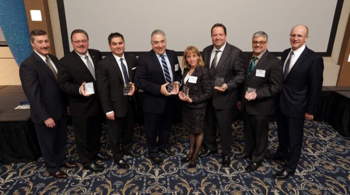 NJBIZ's 2017 Business Of The Year Award Ceremony Monday, December 4, 2017